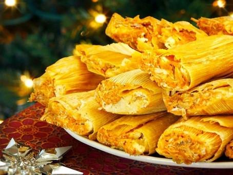 FOODIE ALERT: Christmas Tamales in Katy, Texas