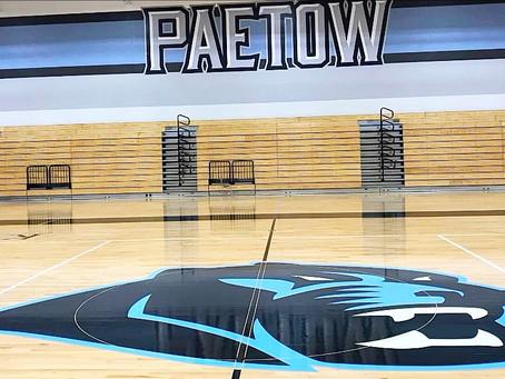 Paetow High School Dedication on Sunday, 2/11