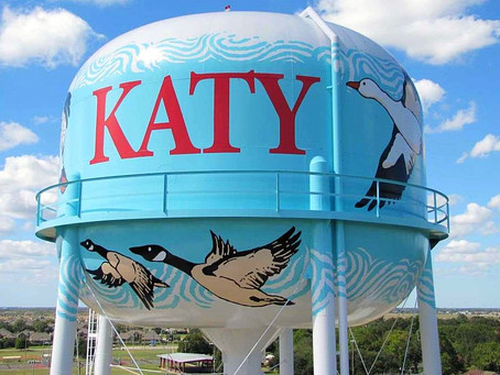 Hottest Days in Katy, Texas History