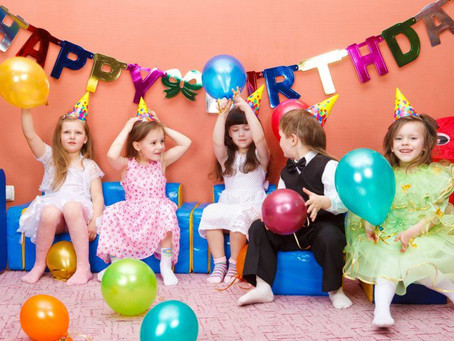 Katy Kids' Birthday Party Places Guide