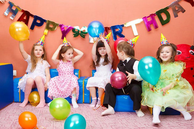 Cool and Creative Kids Birthday Parties in Katy