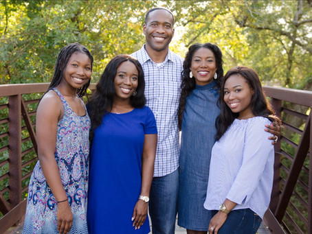 The Gracious and Gorgeous Garvin Family