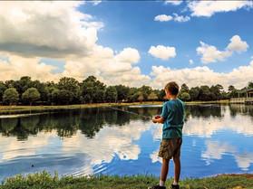 7 Super Secret Fishing Spots in Katy