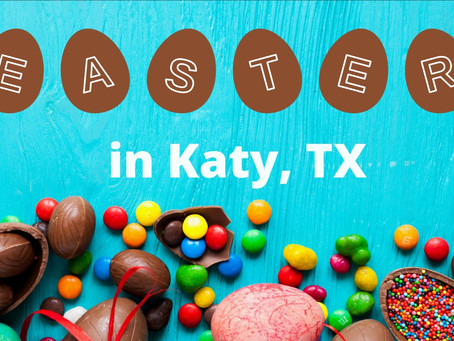Easter Services & Fun in Katy, Texas