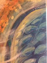"""""""Waterwing"""" detail"""