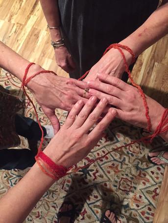 Red Thread Circle