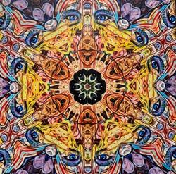 """Medicine Mandala"""