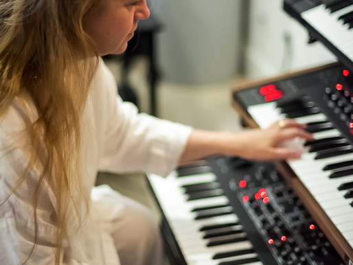 Madhavi Devi - Technical Interview on Synthspotting