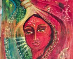 Madhavi's Muse