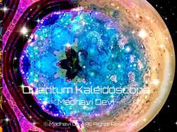Quantum Kaleidoscope 5 - Fractal Spaces.