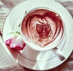Delicious cup of coffee, Madhavi Devi image
