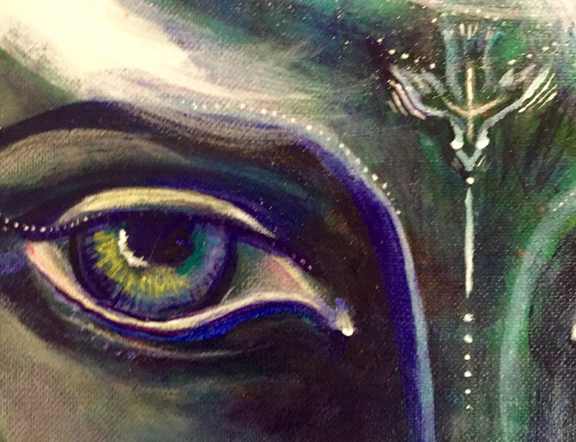 """""""The Truth of Being""""detail"""