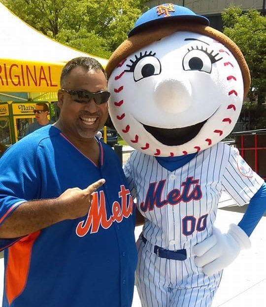 Hanging with Ms. Met