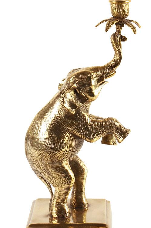 ELEPHANT CANDLEHOLDER