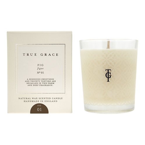 TRUE GRACE SCENTED CANDLE FIG