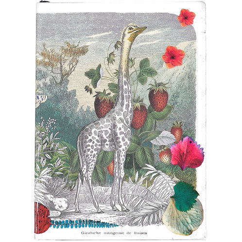 CHRISTIAN LACROIX WILD NATURE NOTEBOOK