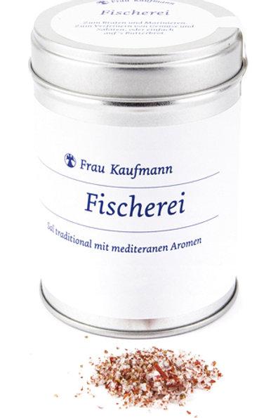 FISCHEREI – FRAU KAUFMANN