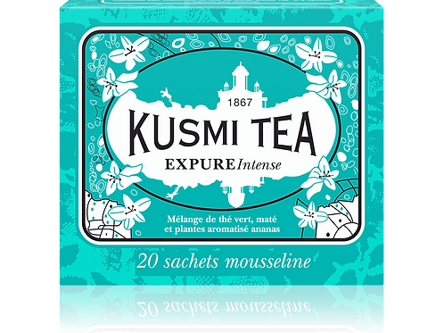 KUSMI TEA EXPURE INTENSE TEEBEUTEL