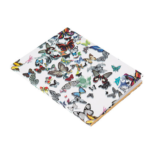 CHRISTIAN LACROIX BUTTERFLY PARADE NOTEBOOK