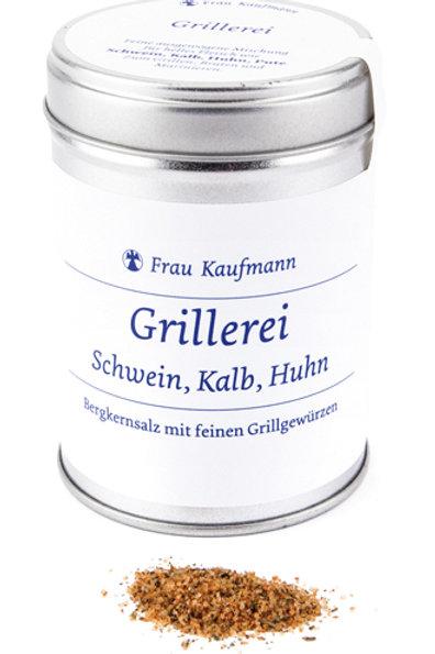 GRILLEREI I – FRAU KAUFMANN