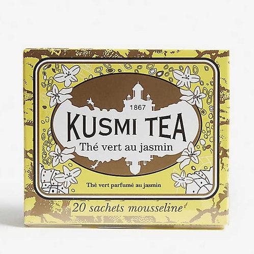 KUSMI TEA GREEN JASMINE TEEBEUTEL