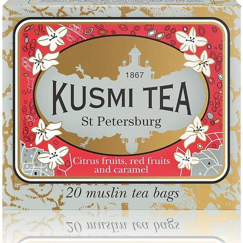 KUSMI TEA ST PETERSBOURG TEEBEUTEL