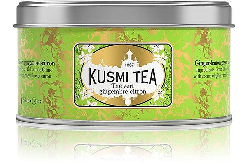 KUSMI TEA GINGER-LEMON 125G