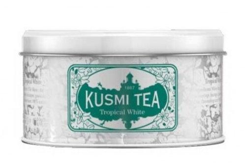 KUSMI TEA TROPICAL WHITE 125G