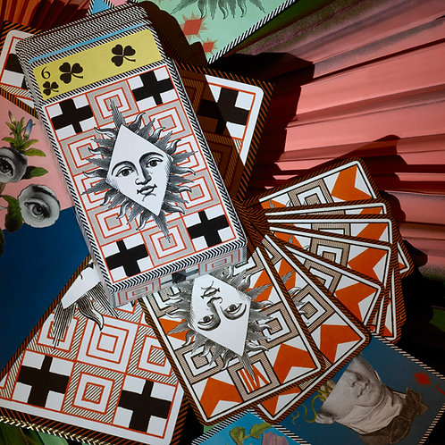 PLAYING CARDS CHRISTIAN LACROIX