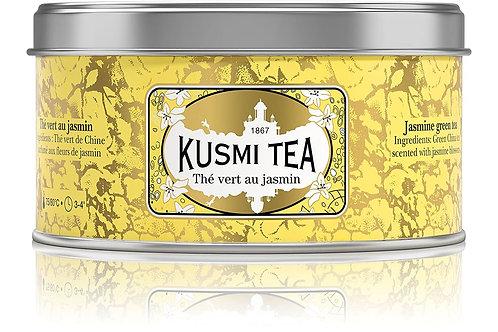 KUSMI TEA GREEN JASMIN 125G