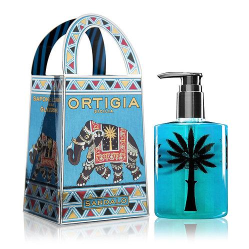 ORTIGA SANDALO – LIQUID SOAP