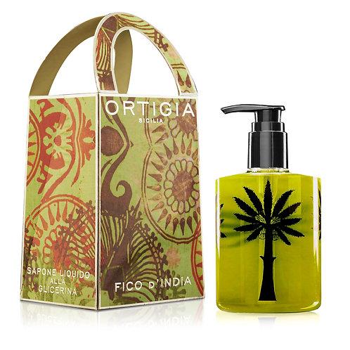 ORTIGA FICO d´INDIA  LIQUID SOAP