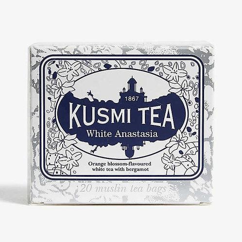 KUSMI TEA WHITE ANASTASIA TEEBEUTEL