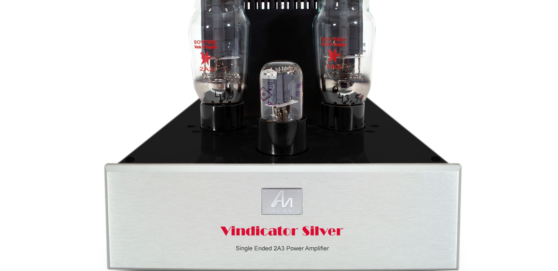 Vindicator Silver Front Black top Ali fa