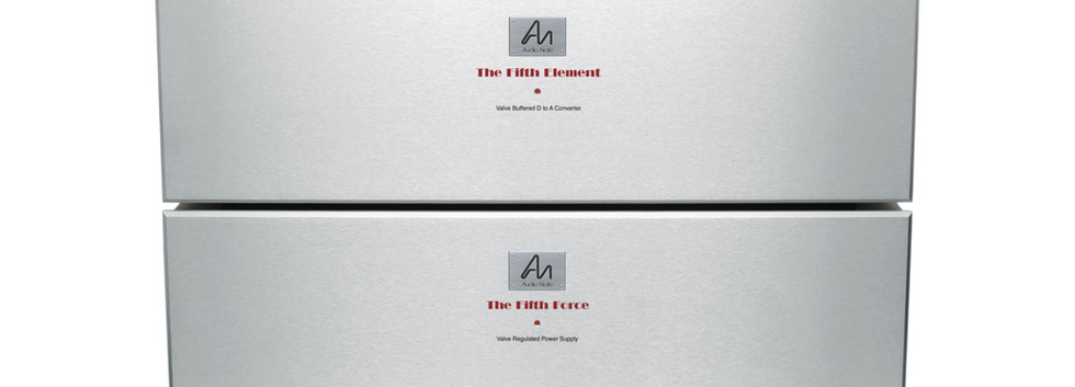 Fifth Element Fifth Force front stack re