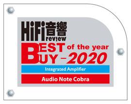 Audio Note Cobra - Best Buy of the Year