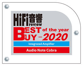 Audio Note Cobra - Best Buy of the Year