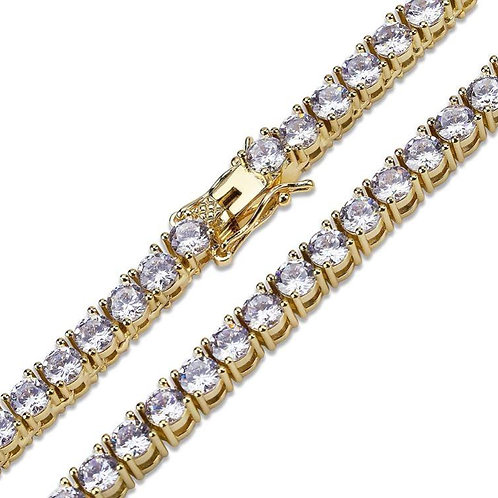 SPARKLE 3MM 925 Tennis Choker | 929772