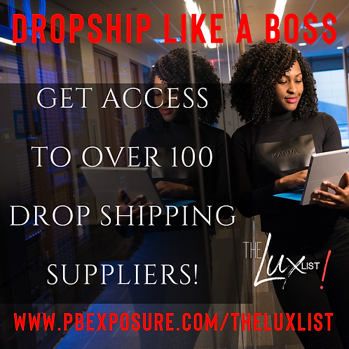 100+ Drop Shipping Suppliers
