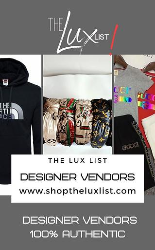 Designer Vendors