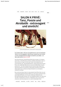 Interview - Privé