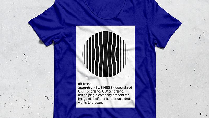 "OFFBRAND ""O-Shirt"""