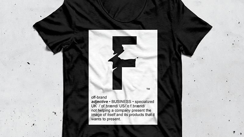 """OFFBRAND """"F1-Shirt"""""""