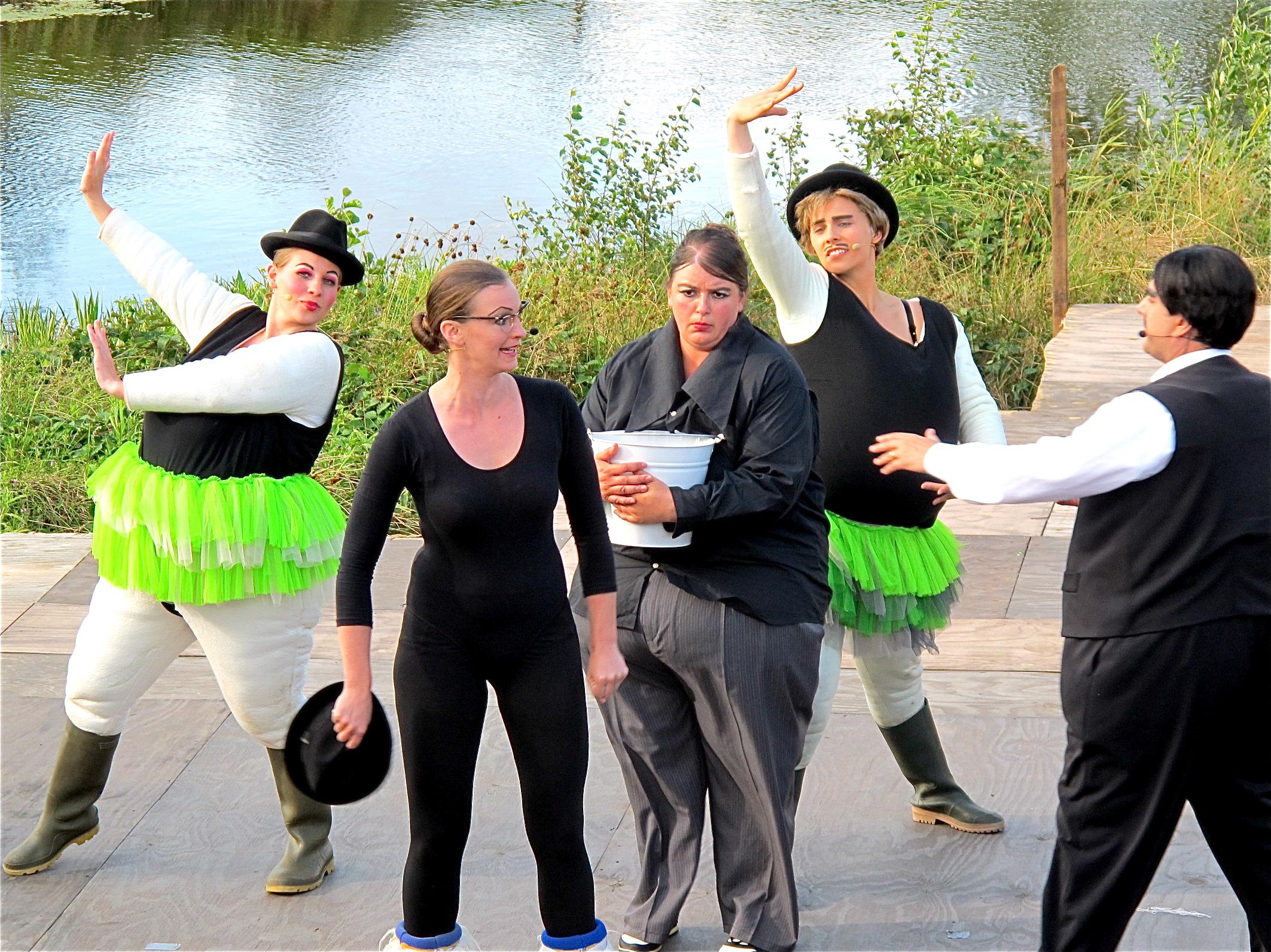augustus 2014: Opera Nijetrijne