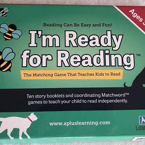 I'm Ready for Reading™