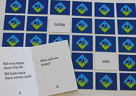 I'm Ready for Reading™ Run! word matching game