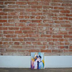 Shown in Leon Gallery, Denver CO