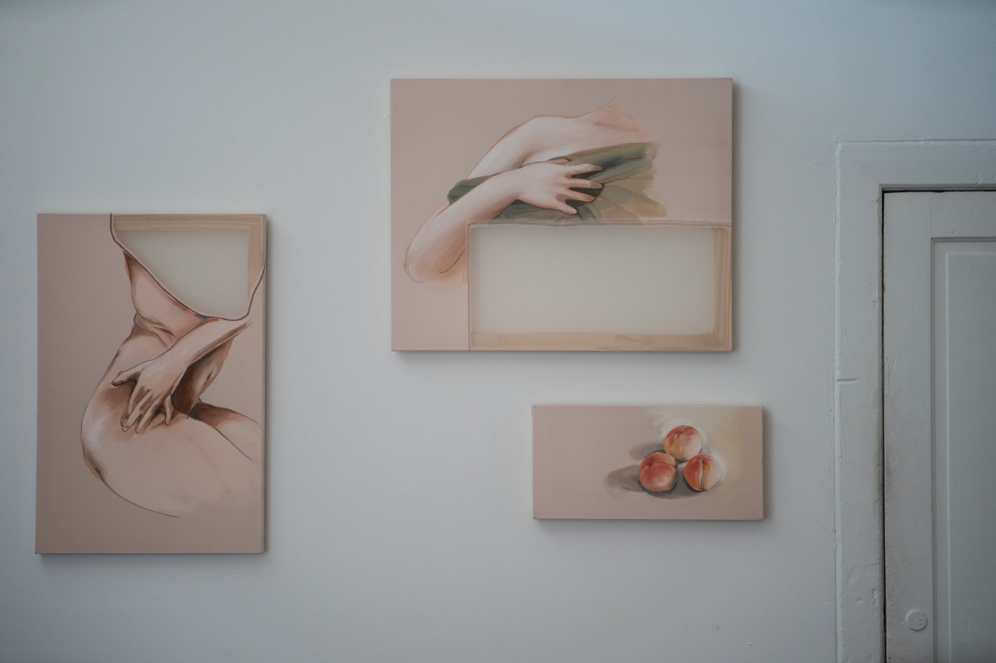 Susanna, Magdalene and peaches