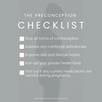 Your Preconception Checklist: