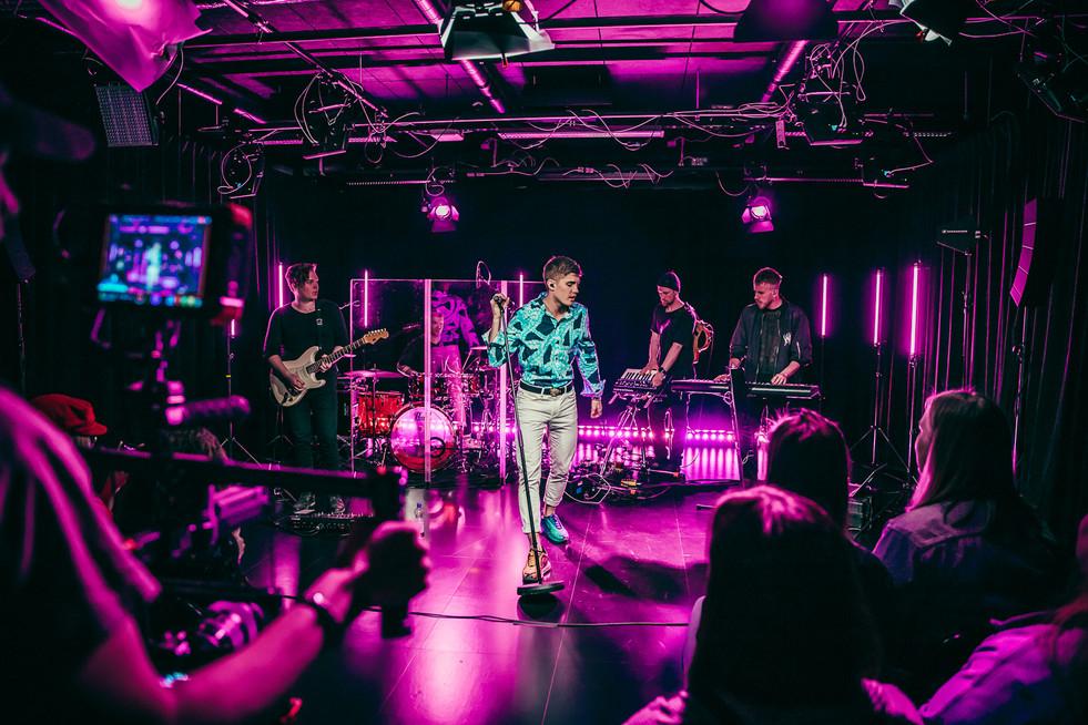 YleX Live / Robin Packalen